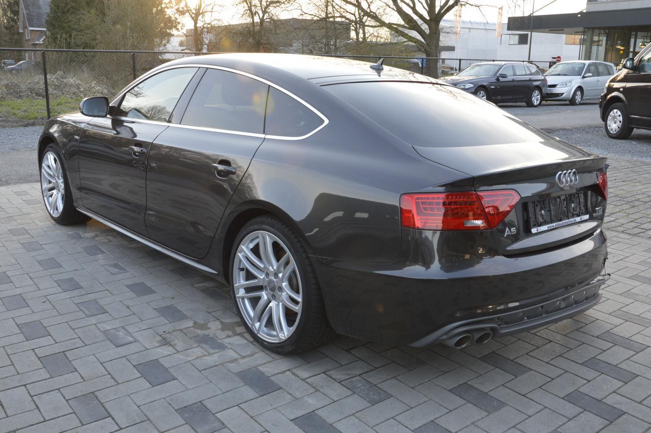 Kelebihan Audi A5 2.0 Tdi Top Model Tahun Ini